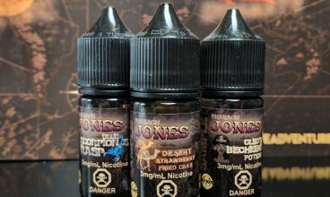 Honest review time: Jones Pharaoh from LVS Labs