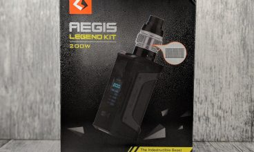 Honest review time: The Aegis Legend from Geek Vape