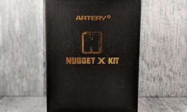 Honest review time: Artery Nugget X from Artery Vapor