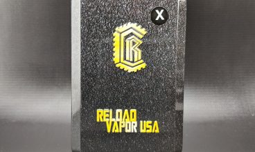 Honest review time: The Reload X from Reload Vapor