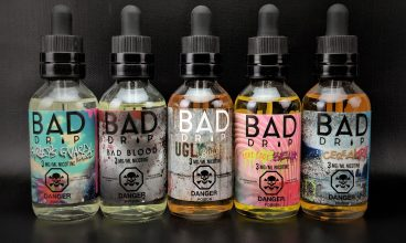Honest review time: Bad Drip from Bad Drips Labs c/o Cloud Shack