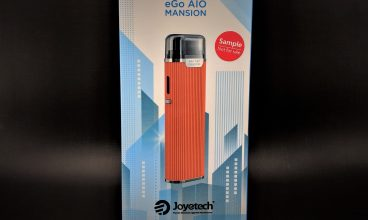 Honest review time: The eGo AIO Mansion from Joyetech