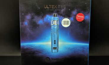 Honest review time: The Ultex T80 with Cubix Max from Joyetech