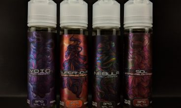Honest review time: Warped Vapors